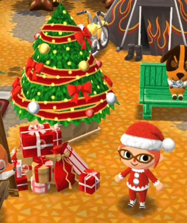 ポケ森 クリスマス